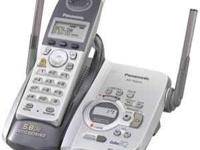 Panasonic kx-tg5431 cordless phone with answering