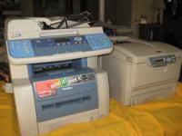 PERFECTLY GOOD PANASONIC PRINTER, COPIER, SCANNER, FAX!