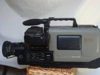 This camcorder, although not digital, still takes very