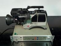 Hello, You are looking at a Panasonic Camcorder. The