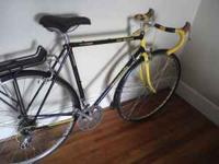 Hey Fellow Craigslisters and Cyclists, I'm selling this
