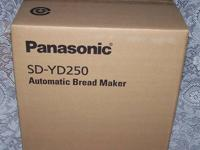 Panasonic SD-YD250 Automatic Bread Maker ? NEW IN BOX -