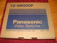 PANASONIC TZ-SW200P Video Switcher NEW In original Box