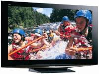 "Panasonic 50"" Plasma TV Model TH-50PZ800U and mountIt"