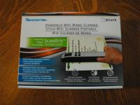 PANDIGITAL HANDHELD WIFI WAND SCANNER.  BRAND NEW,