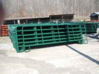 Farm gates, corral panels, round bale feeders. Free