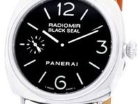 "Gent's Stainless Steel Panerai PAM183 ""Radiomir Base"