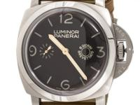 Pre-Owned Panerai Luminor 1950 8-Days Limited Edition