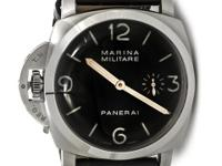 Pre-Owned Panerai Luminor 1950 Marina Militare Destro