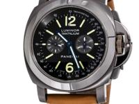 Pre-Owned Panerai Luminor Chronograph Limited Edition