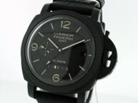 Previously owned Panerai Luminor 1950 10 Day GMT gent's