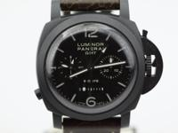 Description: Brand: Panerai Movement: Mechanical manual