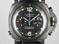 For sale is an excellent condition Panerai Luminor 1950