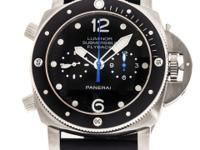 Pre-Owned Panerai Luminor Submersible 1950 3 Day