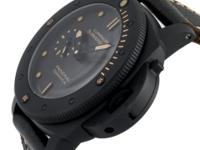 This is a Panerai Luminor Submersible 1950 3 Days