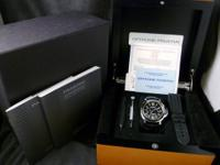 Panerai PAM 104 Luminor Marina Mens 44mm Black