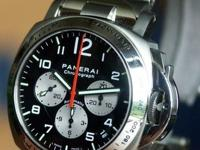 An outstanding Special Limited Edition from Panerai. It