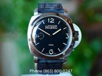 "Panerai PAM 127 Luminor 1950 Special Edition ""Fiddy"""