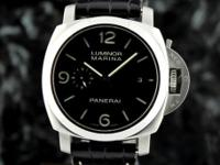 complete, with open warranty OFFICINE PANERAI 44mm