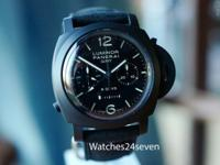 Panerai PAM 317 Luminor 1950 Monopulsante 8 Days GMT