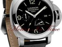 PANERAI PAM 321 LUMINOR 1950 3 DAYS GMT POWER RESERVE