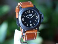 Panerai PAM 360 Luminor Base Model Logo Dial PVD Case