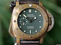 Panerai PAM 382 Luminor Submersible 1950 3days