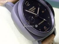Panerai PAM 441 Luminor 1950 44mm Black Ceramic