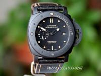 Panerai PAM 508 Luminor Submersible 1950 Black Ceramic