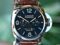 Panerai PAM 601 Luminor 1950 Equation of Time 8days