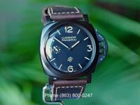 Panerai PAM 617 Luminor Logo Dial 1950 3 Days Titanio
