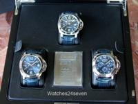 Panerai PAM 781 Frienze Special Edition 3pc Watch set