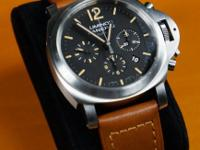 Stunning Panerai 356 Luminor Daylight - one of 1500