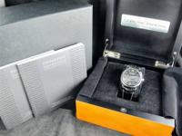 Panerai Radiomir Black Seal PAM 388 Mens 44mm Stainless