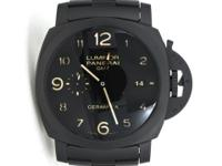 Pre-Owned Panerai Tuttonero Luminor 1950 (PAM00438)