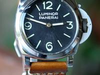 Panerai Vintage 6152-1 Rolex 17 jewel 1950 locking
