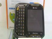 AT&T  Pantech Crossover 3G   Android, touch screen,