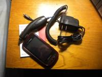 For sale is a Pantech Hotshot smart phone.  it is