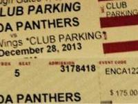 I have 2 sets of tickets for tonight's game vs the