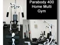 This is a Pre-owned Parabody Serious Steel 400 Home