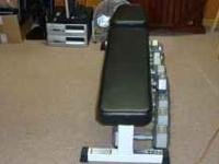 I Have A Parabody Weight Bench Taking Up Space In My