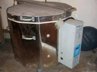DTC 1000 Cone- Fire Kiln. Only been fired once, goes