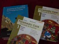 I have the Third Edition Paramedic Care Principles &