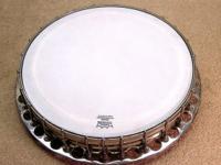 Paramount 1920's Style B Banjo Pot - * All Original *.
