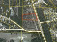 5 acres prime development land in DeFuniak Springs