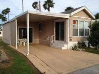 "620 sq.ft. Park Model in 55+ ""Sunshine RV Resort"" in"