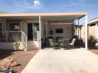 2011 Cavco Park model with Az room, 1 bedroom,2