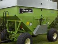 For sale a mint condition, Parker 2600 (400 Bushel)