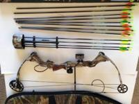 For Sale - Parker Wildfire XP Compound Bow, Don't miss