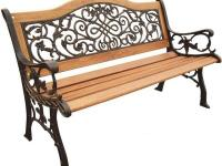 Decorate your outdoor living area with this attractive